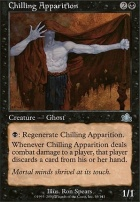 Prophecy Foil: Chilling Apparition