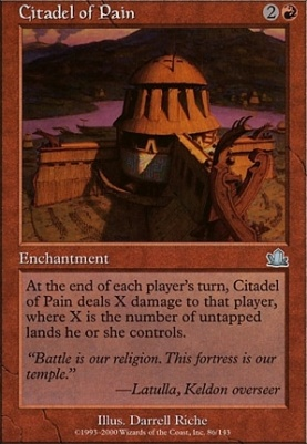 Prophecy: Citadel of Pain