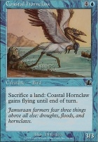 Prophecy Foil: Coastal Hornclaw