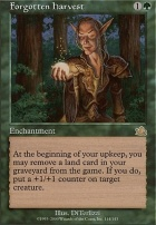 Prophecy Foil: Forgotten Harvest