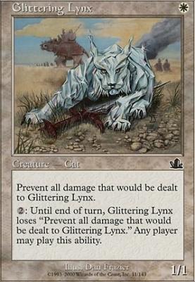Prophecy: Glittering Lynx