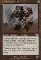 Prophecy Foil: Hollow Warrior