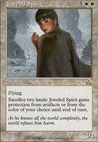 Prophecy Foil: Jeweled Spirit