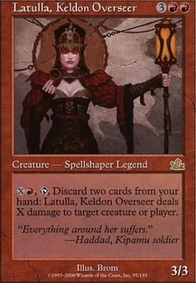 Prophecy: Latulla, Keldon Overseer