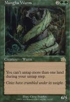 Prophecy: Mungha Wurm