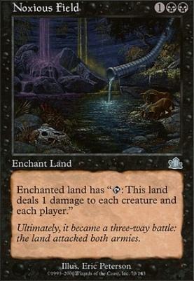 Prophecy: Noxious Field
