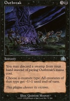 Prophecy Foil: Outbreak