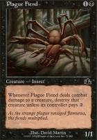 Prophecy Foil: Plague Fiend