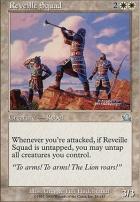 Prophecy Foil: Reveille Squad
