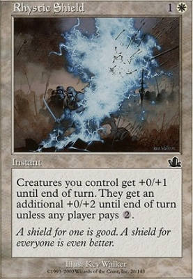 Prophecy: Rhystic Shield