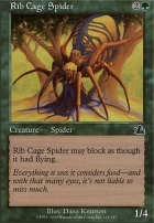 Prophecy: Rib Cage Spider