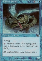 Prophecy Foil: Ribbon Snake