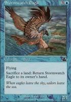 Prophecy Foil: Stormwatch Eagle