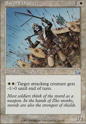 Prophecy: Sword Dancer
