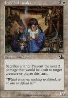 Prophecy Foil: Troubled Healer