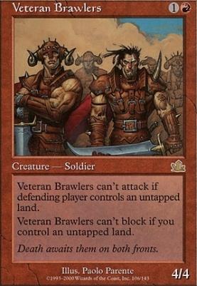 Prophecy: Veteran Brawlers
