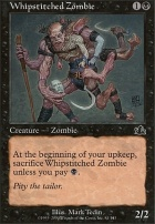 Prophecy Foil: Whipstitched Zombie