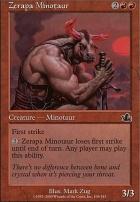 Prophecy: Zerapa Minotaur