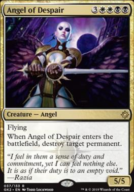 Ravnica Allegiance: Guild Kits: Angel of Despair