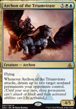 Ravnica Allegiance: Guild Kits: Archon of the Triumvirate