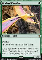 Ravnica Allegiance: Guild Kits: Birds of Paradise