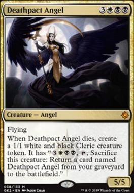 Ravnica Allegiance: Guild Kits: Deathpact Angel