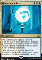 Ravnica Allegiance: Guild Kits: Detention Sphere