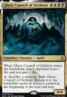 Ravnica Allegiance: Guild Kits: Ghost Council of Orzhova