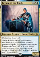Ravnica Allegiance: Guild Kits: Lavinia of the Tenth