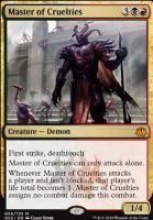 Ravnica Allegiance: Guild Kits: Master of Cruelties