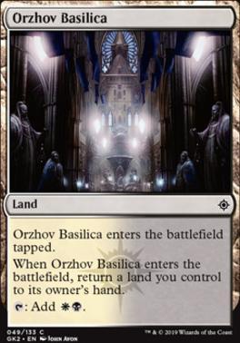 Ravnica Allegiance: Guild Kits: Orzhov Basilica