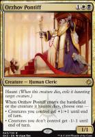 Ravnica Allegiance: Guild Kits: Orzhov Pontiff