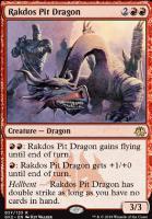 Ravnica Allegiance: Guild Kits: Rakdos Pit Dragon