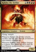 Ravnica Allegiance: Guild Kits: Rakdos the Defiler