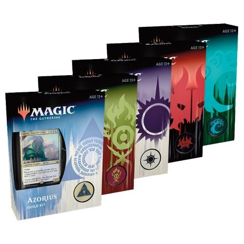 MTG: Ravnica Allegiance Guild Kit (T.O.S.) -  Wizards of the Coast