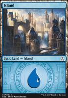 Ravnica Allegiance: Guild Kits: Island (027 - A)
