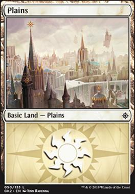 Ravnica Allegiance: Guild Kits: Plains (050 - B)