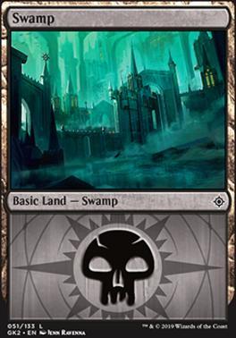 Ravnica Allegiance: Guild Kits: Swamp (051 - A)