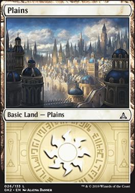 Ravnica Allegiance: Guild Kits: Plains (026 - A)