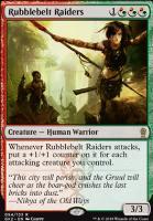 Ravnica Allegiance: Guild Kits: Rubblebelt Raiders