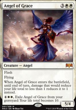 Ravnica Allegiance: Angel of Grace