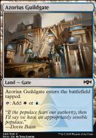 Ravnica Allegiance: Azorius Guildgate (243 A)