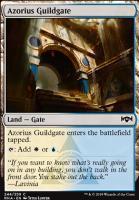 Ravnica Allegiance: Azorius Guildgate (244 B)