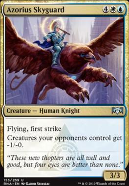 Ravnica Allegiance: Azorius Skyguard