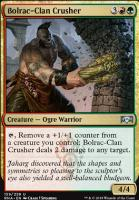 Ravnica Allegiance: Bolrac-Clan Crusher