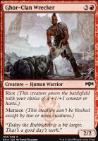 Ravnica Allegiance: Ghor-Clan Wrecker