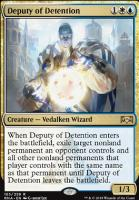 Ravnica Allegiance: Deputy of Detention