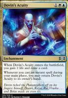 Ravnica Allegiance: Dovin's Acuity