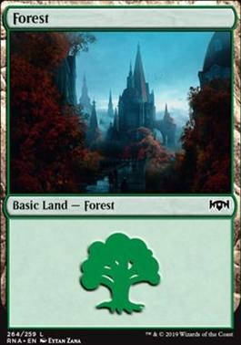 Ravnica Allegiance: Forest