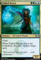 Ravnica Allegiance: Frilled Mystic